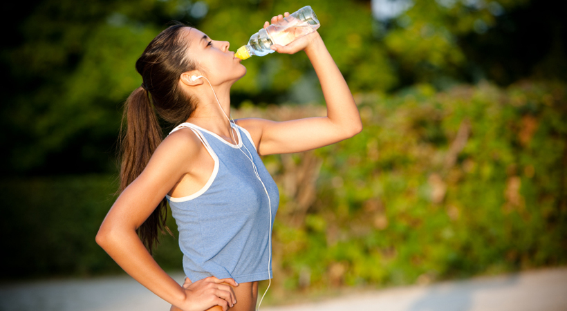 How To Make Your Own Sports Drink For Running