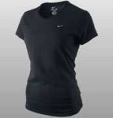 Nike Printed Women's Running T-Shirt