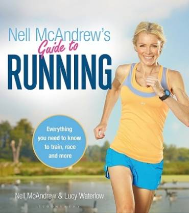 Nell McAndrew's  Guide to Running Book