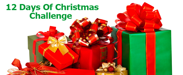 12 Days of Christmas Winners Announced