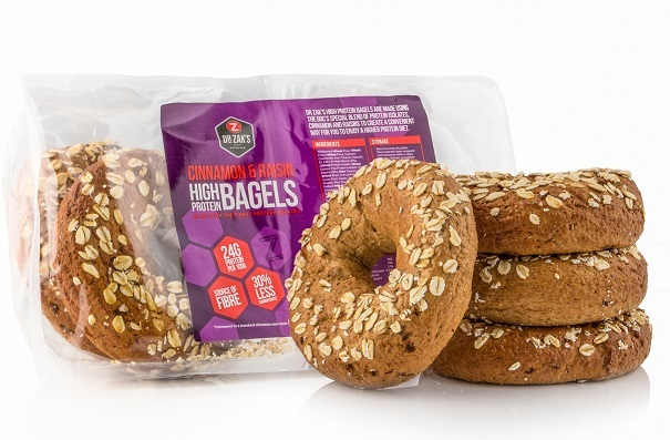Dr Zak's bagel – The wait is over