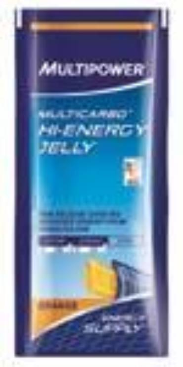 Multipower launches unique Hi-energy Jelly Bar