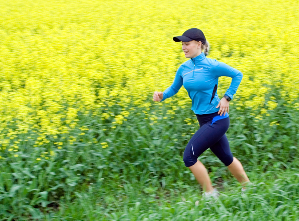 10 Ways To Put A Spring In Your Running Step