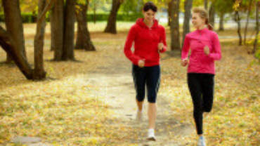 When Running Becomes a Guilty Pleasure