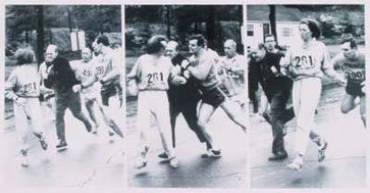 The Start of The Women's Running Revolution