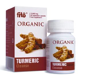 Fito Organic Turmeric Capsules