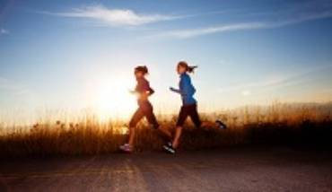 Running is officially the British women's favourite way of working out!