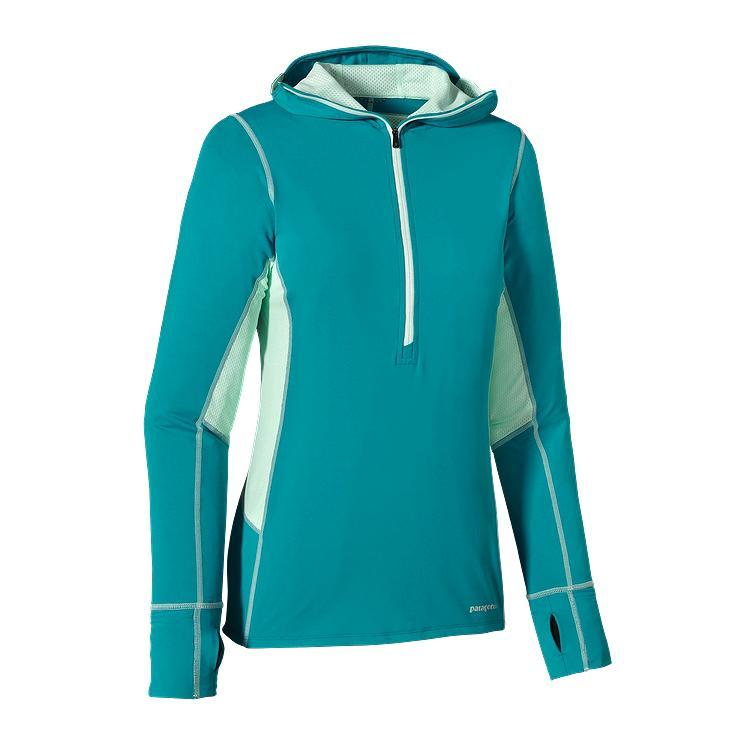 Patagonia Women's All Weather Zip-Neck Hoody Review