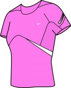 Nike Statement SS No-Sew Top