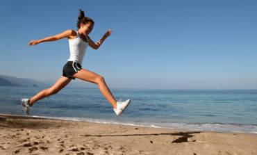 Use The Beach To Boost Your Running Training