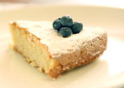 Galician Almond Cake