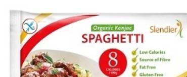 Food News – New LOW CAL Pasta Alternative