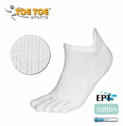 Toe Toe Sports Runner Socks