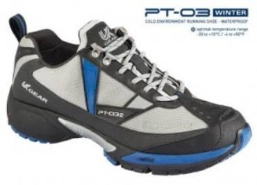 UK Gear – PT-03 Winter Running Shoe