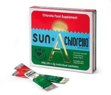 How to benefit from chlorella