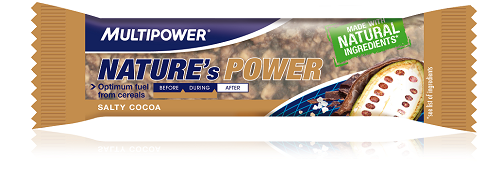Multipower launches Nature's Power Bar