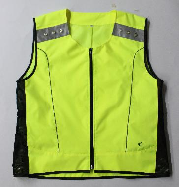 Adult LED runners All Viz vest – Product Review