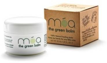 Moa – The Green Balm