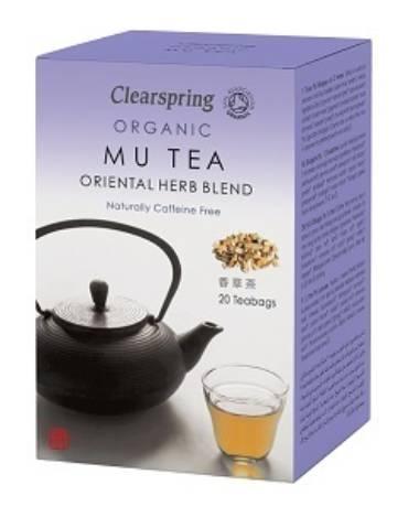 Find your balance with Mu Tea