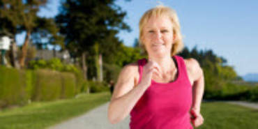 You Are Never Too Old To Start Running.