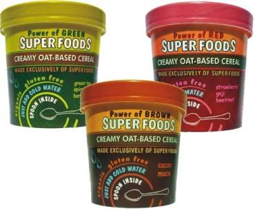 Putting the super back into superfoods