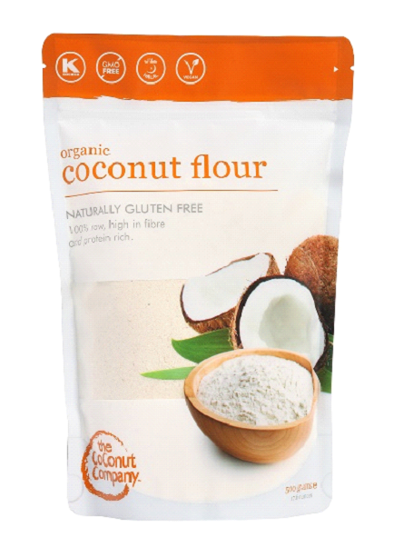 The Coconut Company's coconut flour