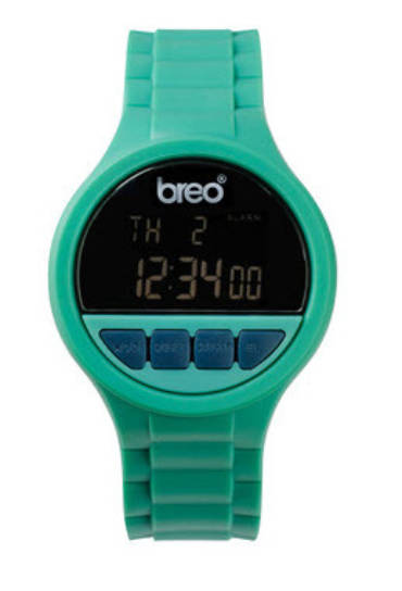 Breo Code Watch  Product Review