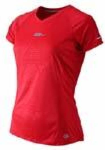 Nike Dri-Fit Embossed Women's Running Shirt