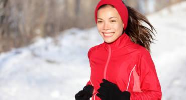 The Joy Of Running On Christmas Morning