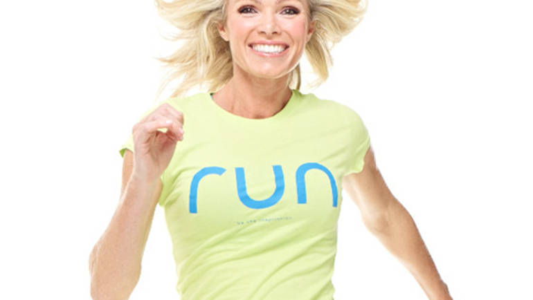 Inspiration From Celebrity Running Mum Nell McAndrew