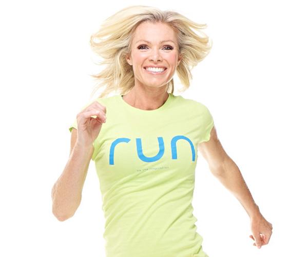 Inspiration From Celebrity Running Mum Nell McAndrew