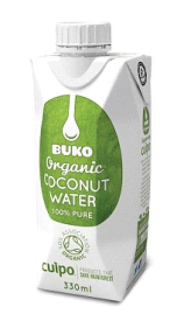 Buko Organic Coconut Water