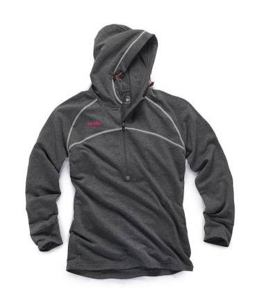 The slim fit Scruffs Women's Active Hoodie Review
