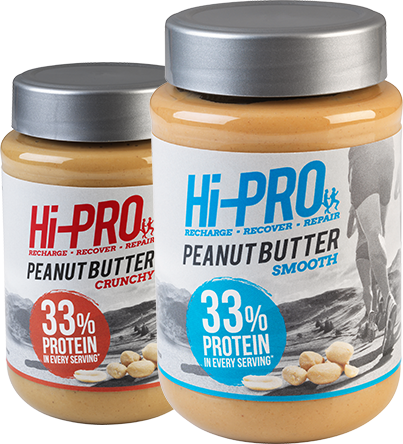 3 High energy and high protein peanut butter recipes