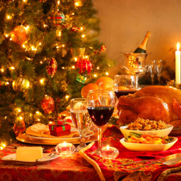 The Healthiest Christmas Dinner For Runners