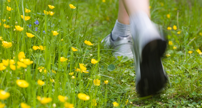 How To Cope With Hayfever & Running