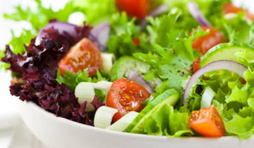 Build A Healthy Salad To Fuel Running Training