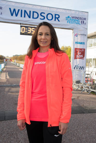 How to stay motivated and focussed on your training by Jo Pavey