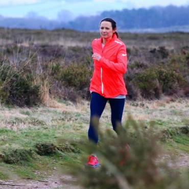 Running and Mental Health by Jo Pavey