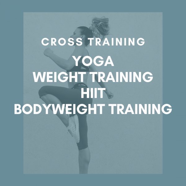 4 Benefits of Cross Training At Home