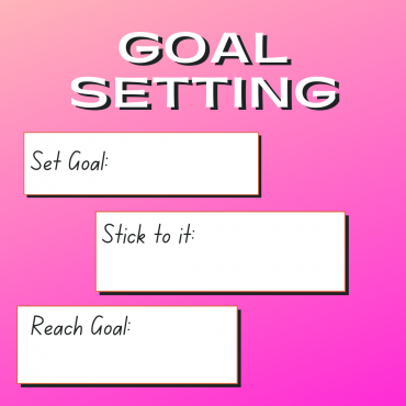 Setting Short and Long Term Goals