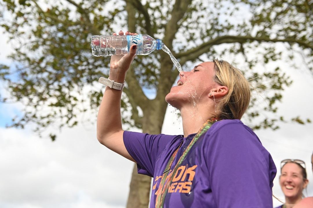 How To Hydrate For Summer Running