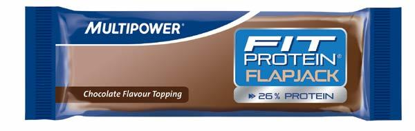 UNNU Ltd. Multipower Flapjacks - 30 Box (Mixed flavours)